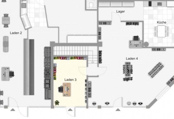 Adenauer32 - Grundriss EG 17m² Einzelhandel